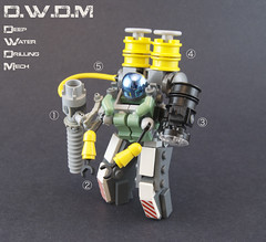 D.W.D.M (Titolian) Tags: water lamp arms flood sub deep submarine oxygen future oil what bp done torque pilot mech drilling canisters grasping pressurized shouldve manned
