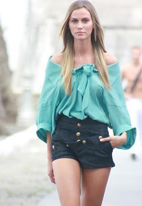 roupas cintura alta 2011