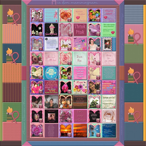 2010 Breast Cancer Quilt