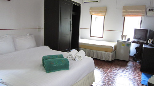Koh Samui Kirati Resort Standard hut TRP サムイ島キラチリゾート スタンダード (2)