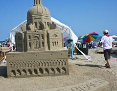 Venice Beach (Pixeltopia) Tags: galveston texas tx sandcastles aia eastbeach sandcastlecompetition americaninstituteofarchitects june42011