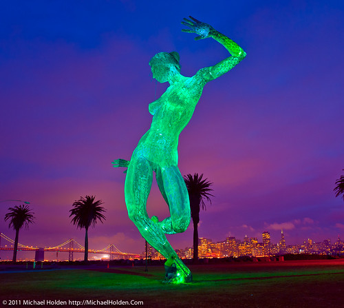 Bliss Dance on Treasure Island by Michael Holden