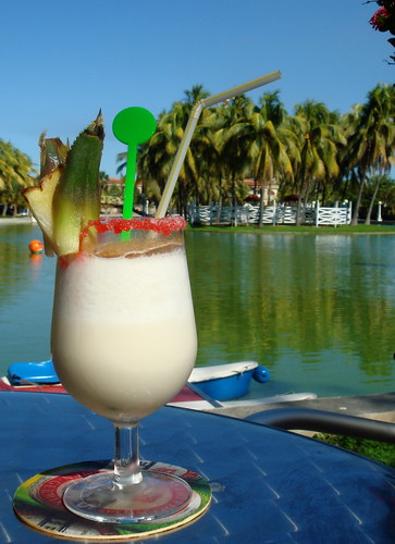 """The best pina colada in Cuba"","