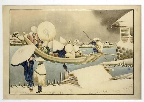 024- Travesia en barco bajo la nieve