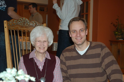 Grandma Melchin's 86th Birthday