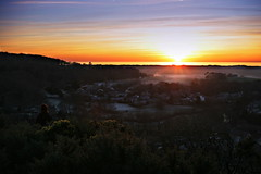 llanbedr sunset (ludwig van standard lamp) Tags: sunset wales landscape cymru creativecommons nor llanbedr gwynfryn