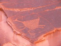 Petroglyphs, Monument Valley (eszsara) Tags: arizona usa utah navajo monumentvalley petroglyph navaho navajotribalpark tribalpark tsébiindzisgaii sziklarajz törzsipark