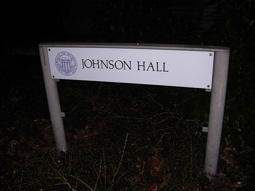 Johnson Hall, UW