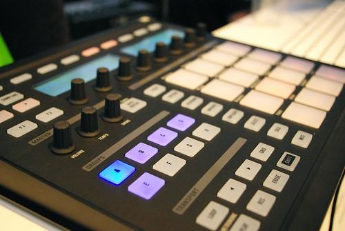 drum machine midi