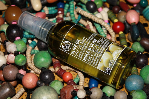 Body Shop Olive Oil