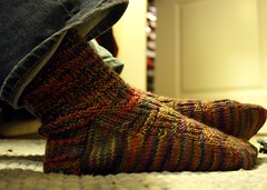 Holidazed Socks