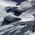 Cabañas nevadas