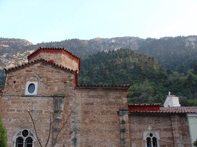 Δυτική Ελλάδα - Αχαϊα - Δήμος Αιγίου Ιερά Μονή Ταξιαρχών Αιγιαλείας.