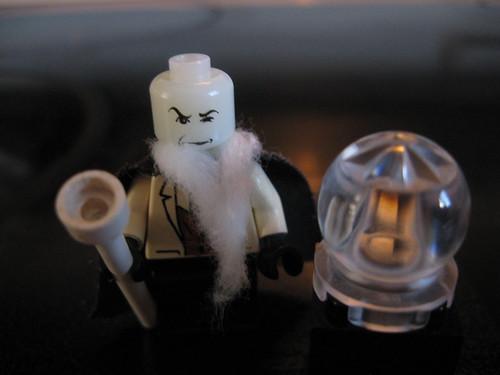 Saruman the White by pooheadbob.