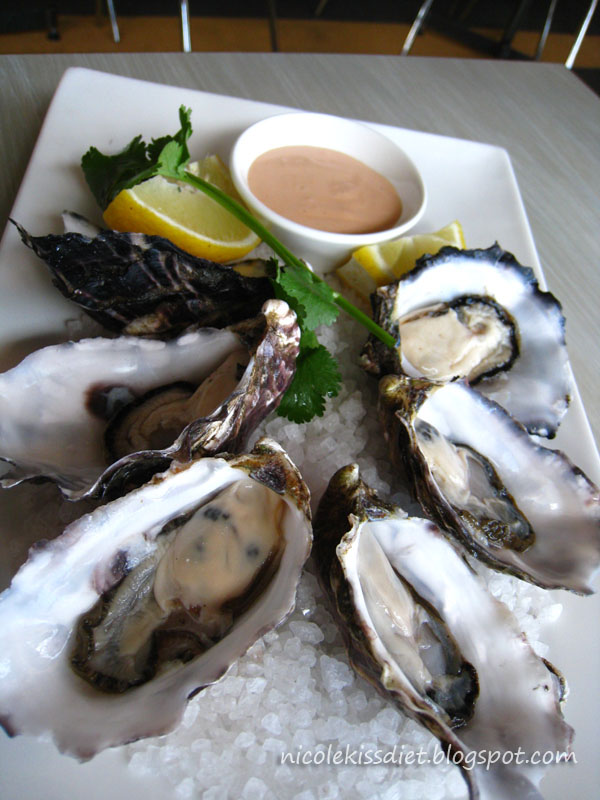 beachcomber oyster