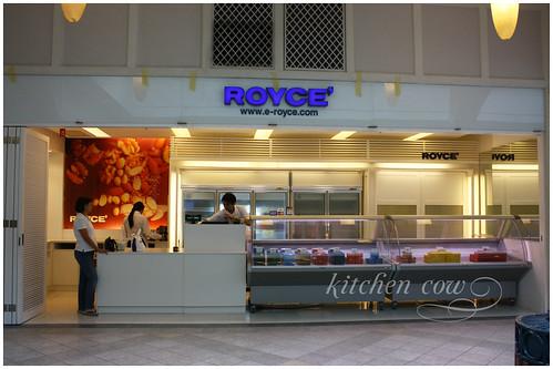 Royce Store in Rockwell
