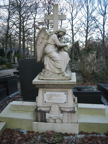 St Barbara catholic cemetery, Utrecht