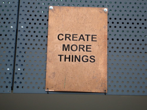 create more things / keith walsh