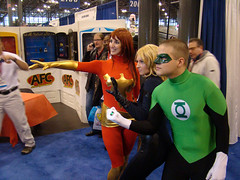 crossover (istolethetv) Tags: nyc photo costume foto image cosplay snapshot picture dressedup photograph comicbook cosplayer greenlantern comiccon comicon darkphoenix comicbookconvention invisiblewoman comicbookcharacter jeangrey flickrexplore susanstorm explored newyorkcomiccon newyorkcomicon cosplaying newyorkcomicbookconvention newyorkcomiccon2009 nycomicon09 nycomicon2009 newyorkcomicbookconvention2009 newyorkcomicon2009 newyorkcomicconday2 newyorkcomiccon2009day2 dressupasacomicbookcharacter comicbookcosplay comicbookcosplayer