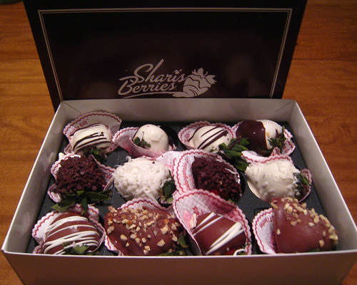 Shari's Berries - Yum!