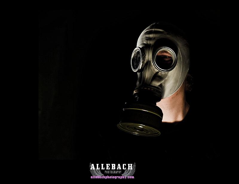 Gas Mask Philadelphia