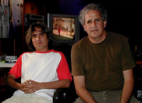 Lucanamarca: directores Héctor Gálvez y Carlos Cárdenas