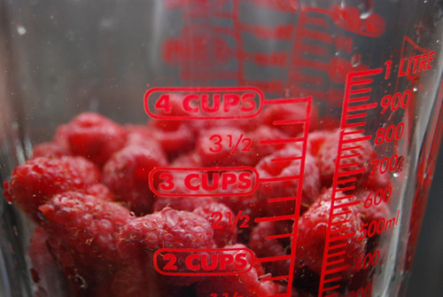 Measuring Raspberries