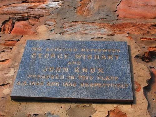 wishart knox plaque