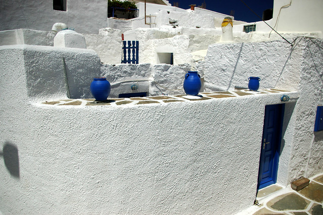 Town of Sikinos
