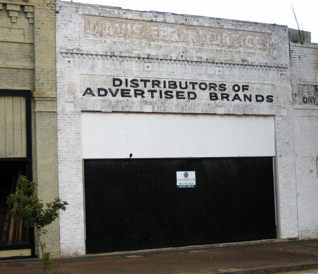 Distributors of Advertised Brands