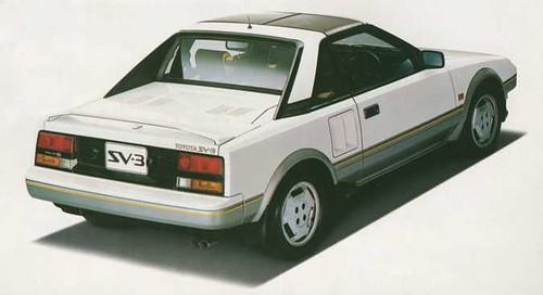 Toyota SV-3 concept (by retro-classics)