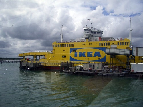 Ikea Ferry by Howard Dickins, on Flickr