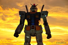 Gundam, Odaiba  (shibuya246) Tags: anime japan robot photos odaiba gundam   jsoc d700 2jpn