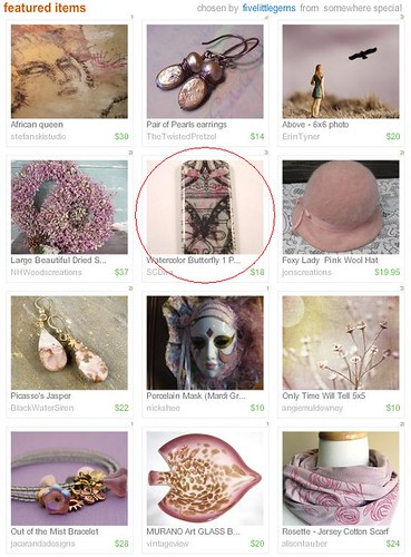 FiveLittleGems' Mauvelous Treasury