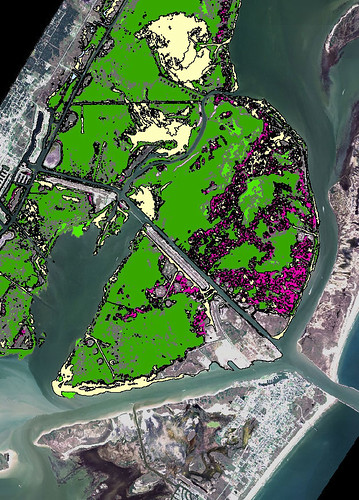 What happens when GIS drains the ocean?