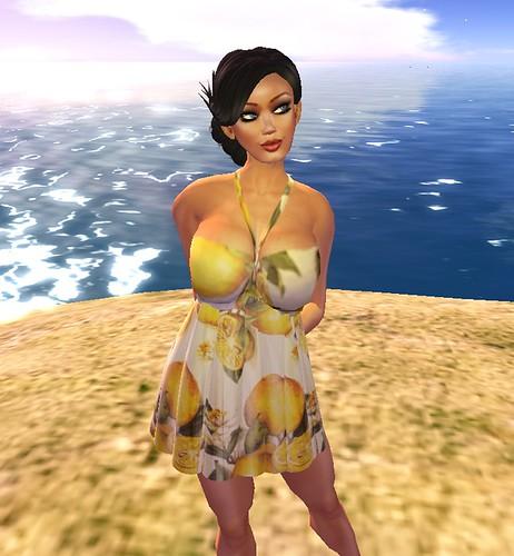 BabyDoll Freebie Dress