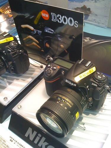 Nikon D300s class=
