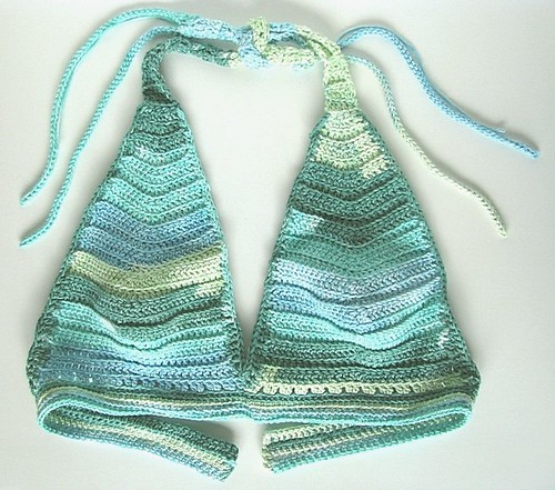 NexStitch™ Bikini Crochet Patterns : Surfer's Citrus Crochet