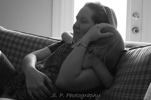 Mom and H.