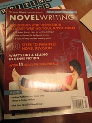 "Writer's Digest ""Novel Writing"" Edition"