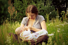 Parenting Help For Breastfeeding Moms