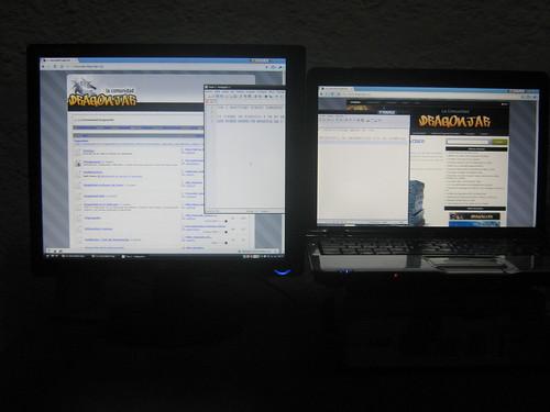 3812764864 e4cd9d682a Utilizando tu Portatil como Segundo Monitor