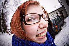 Fisheye II (Alex Worren) Tags: portrait d50 nikon fisheye 105mm