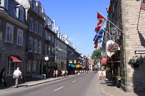 Vieux Quebec...