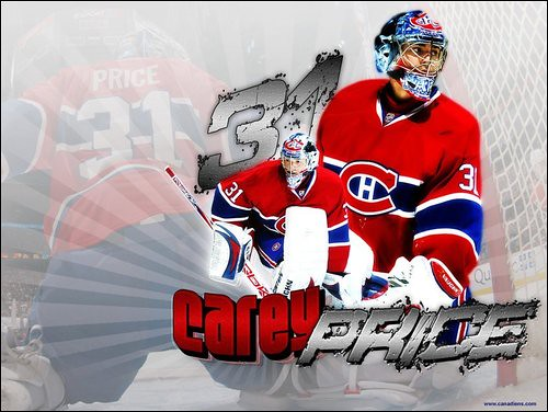 carey price wallpaper. Carey Price Wallpaper