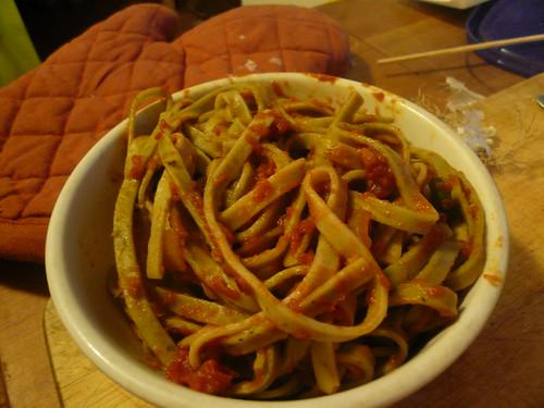 Fresh Pasta Sauce