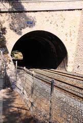 le tunnel Matheron (Dominique Lenoir) Tags: france photo foto tunnel provence fotografia carry galleria fotografa tnel tunneli carrylerouet southfrance bouchesdurhne provencealpesctedazur 13620 dominiquelenoir