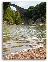 PONT DE LLIERCA (esterRA3) Tags: rio pont puentes rios ponts garrotxa riu rius montagut sadernes altagarrotxa llierca