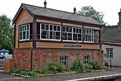 Severn Valley Railway 027 (neil.28860) Tags: d50 geotagged nikon shropshire photos nikond50 steam railways stations severnvalley bridgnorth