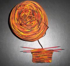 Artisan Acre Fiber Arts - Lambkin - corn maiden